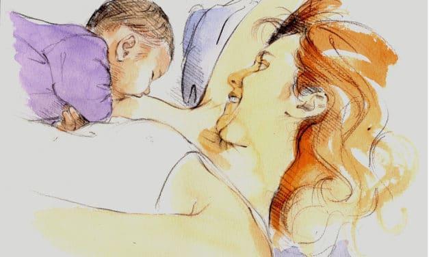 Les bébés se réveillent la nuit, et c'est normal !