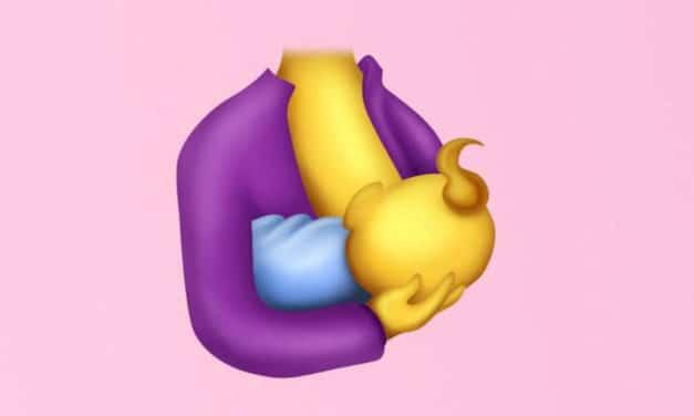 Bientôt un emoji allaitement ?