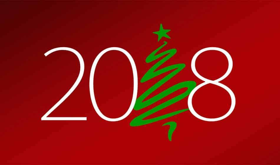Bonnes fêtes et bonne année à tou·te·s !