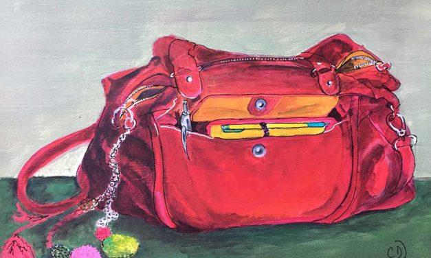 Sac rouge – portrait