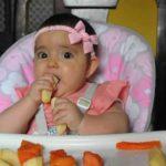 Diversification alimentaire : attendre que l'enfant soit prêt