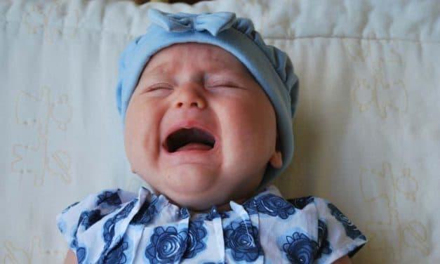 Les bébés doivent-ils pleurer ?