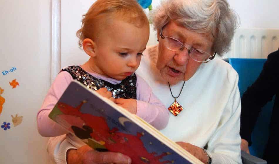 Les bébés et les livres