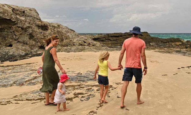 Passer du temps avec ses enfants