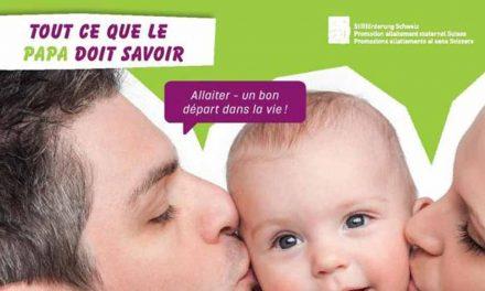 Une nouvelle brochure qui s'adresse également aux pères