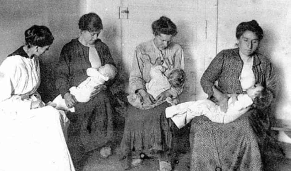 Le centenaire de la loi sur les pauses et chambres d'allaitement