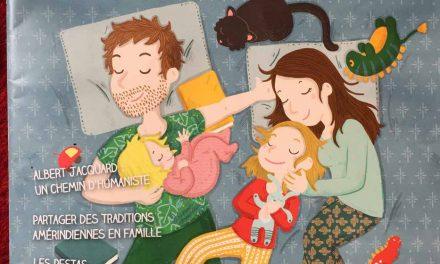 Le sommeil des bébés en 4 points