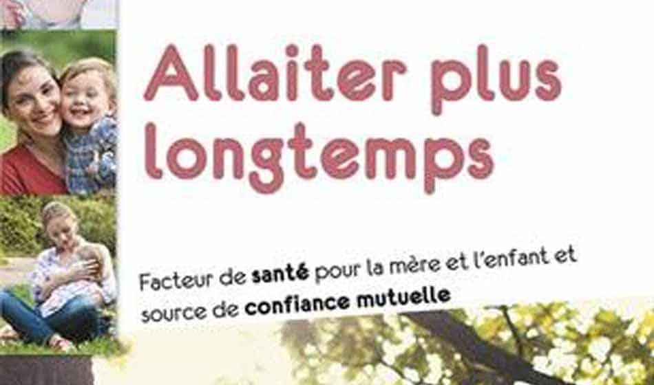"""""""Allaiter plus longtemps"""", poster à la JRA, Lyon"""