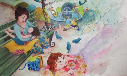 Sortie d'un magnifique album jeunesse sur l'allaitement des bambins