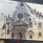 Près du Panthéon