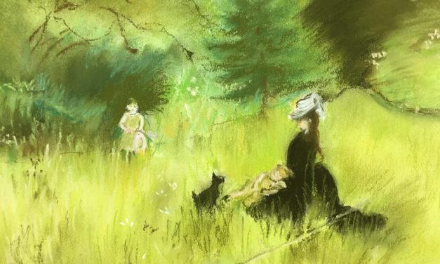 D'après Berthe Morisot