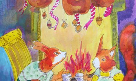 Tea time chez les écureuils